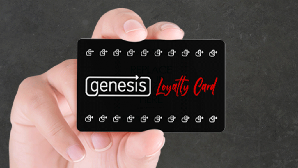 Get Genesis Clothing Store Loyalty Card Williston